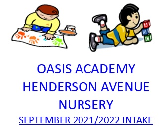 Nursery - September 2021/2022 Intake