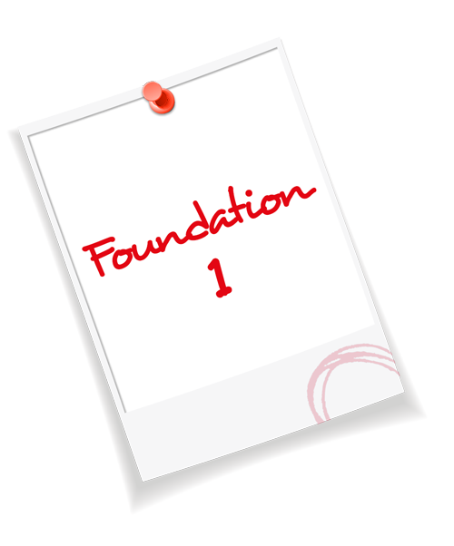 Photo Frame Link to Foundation 1 Team